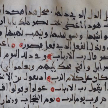 The Qurʾānic Subtext of Early Arabic Bible Translations